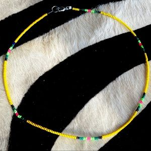 Custom Beaded Choker